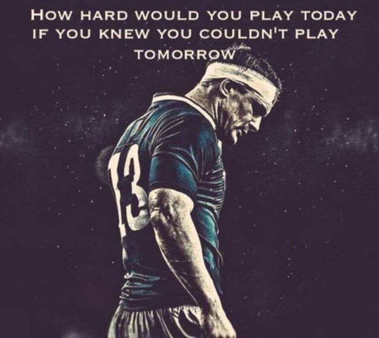 23aed7e737bc86092ef24751d585463c Jpg 750 668 Pixels Rugby Memes Rugby Quotes Rugby Motivation