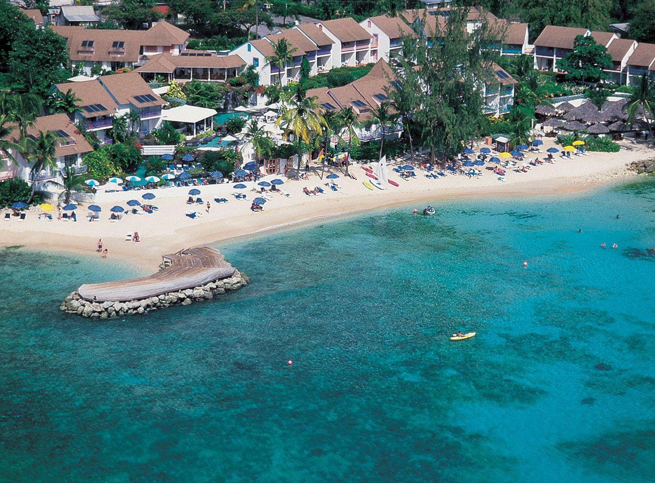 Crystal Cove Barbados Luxury Hotel