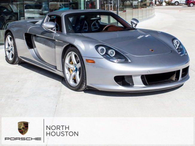 Cars For Sale Used 2005 Porsche Carrera Gt For Sale In Houston Tx