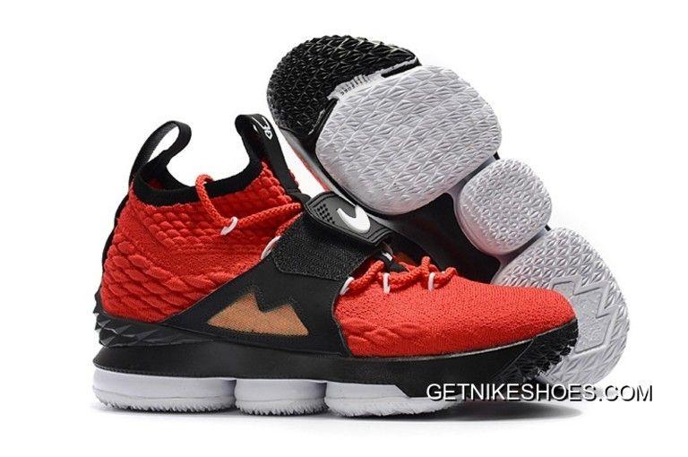 Big Deals Alternate Diamond Turf Nike LeBron 15 In Red in 2019 ... 1e582c518