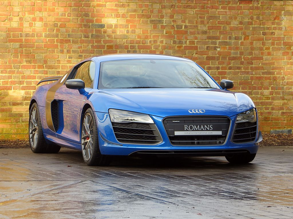 1 of 99 worldwide audi r8 lmx for sale at romans international