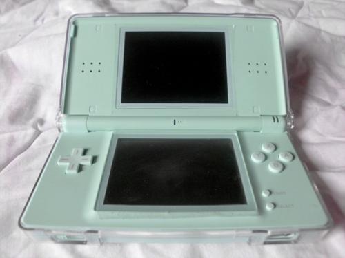 Pastel Green Nintendo Ds Lite Nintendo Nintendo Ds Nintendo Ds Lite