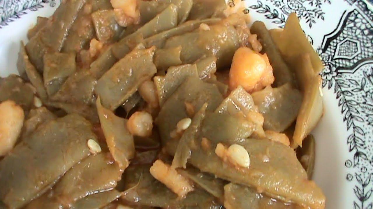 Como hacer judias verdes con patatas en olla expres en 30 - Como cocinar judias verdes frescas ...
