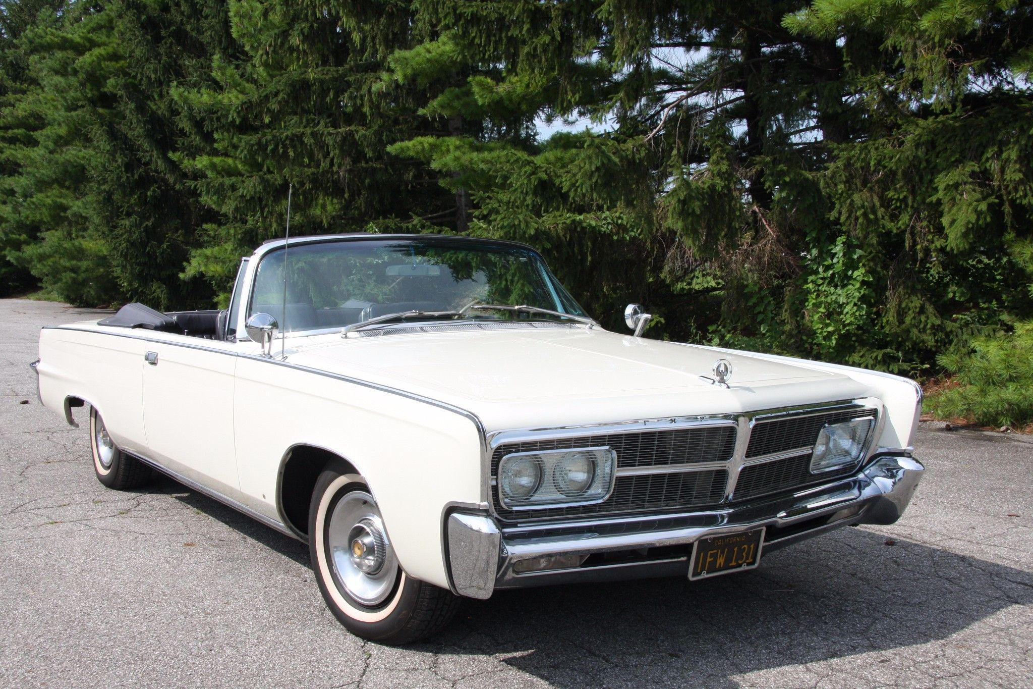 1965 Imperial Convertible