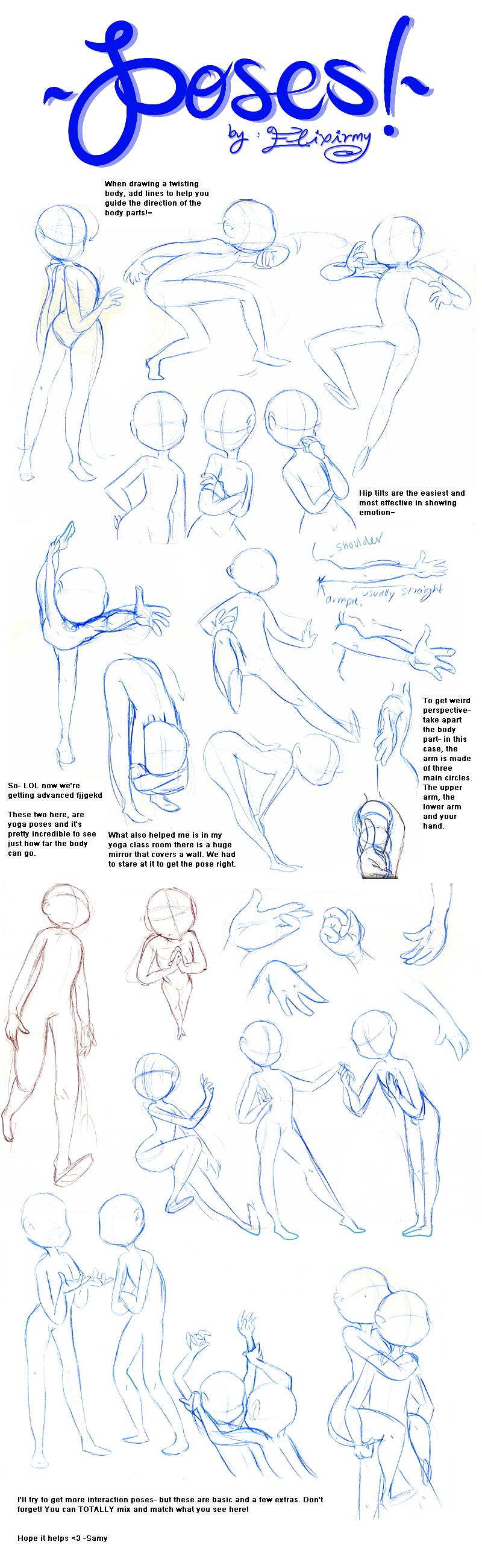 Poses 2 By Elixirmy On Deviantart Drawings Drawing People Character Design References
