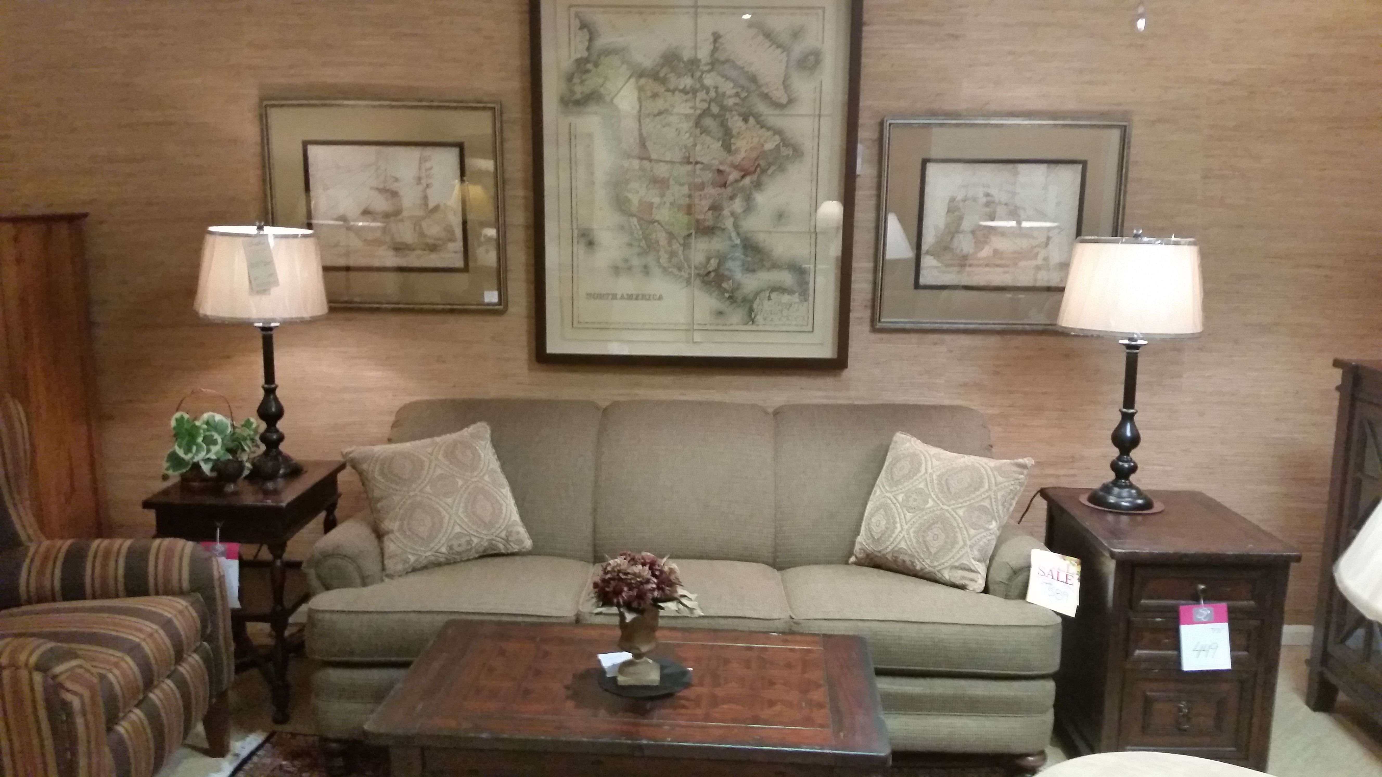 Stewart Company Showroom Smith Brothers Sofa With Images Furniture Fine Furniture Home Furnishing Stores