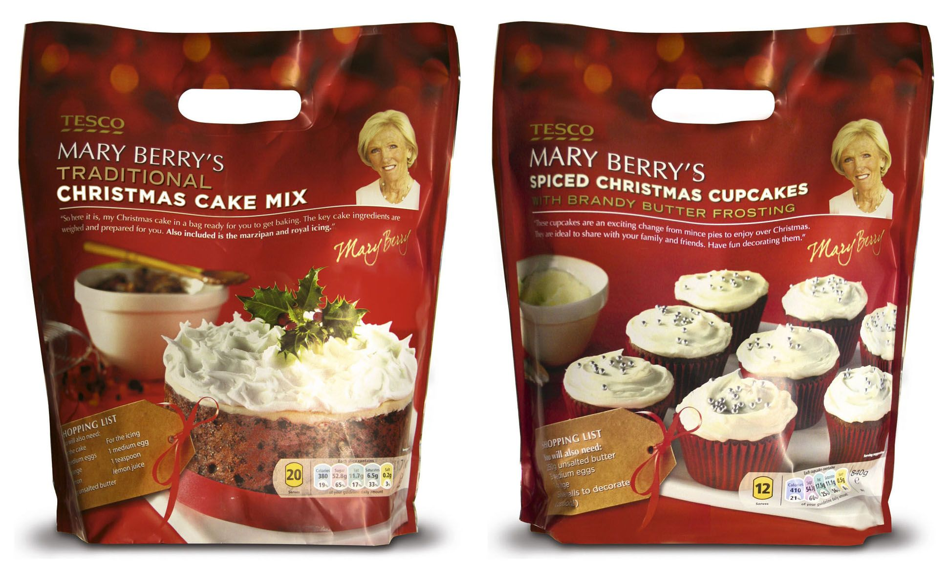 M and s christmas cake mix