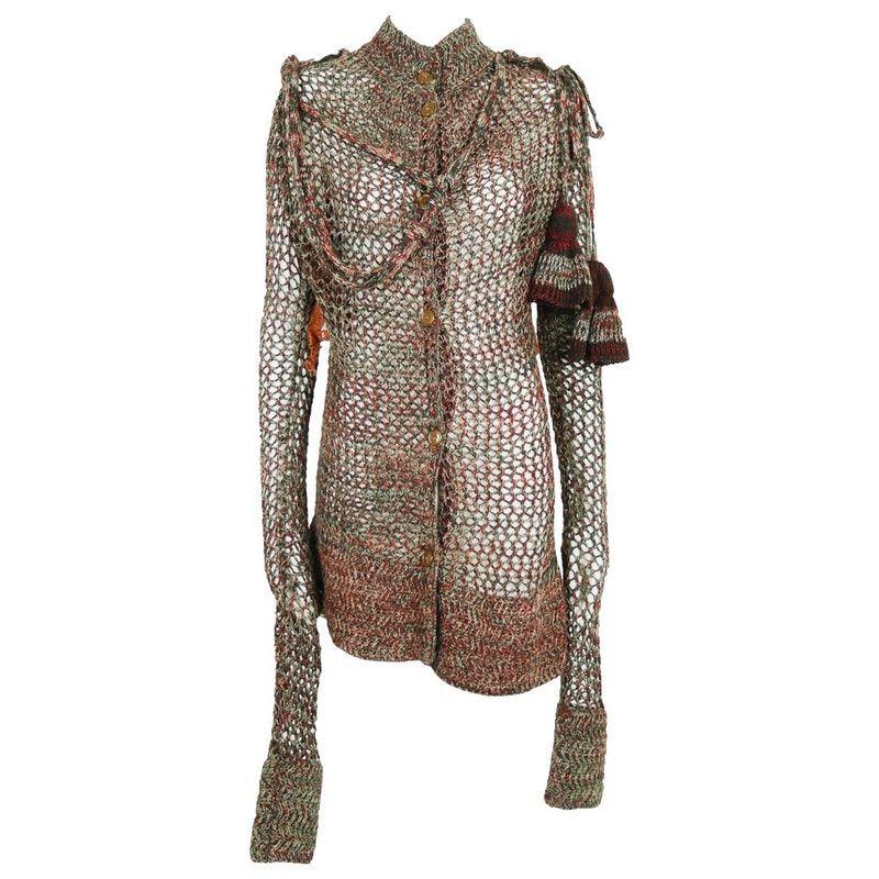 f3b30dc8c1cde Cardigan en laine in 2019 | knits | Vivienne westwood, Vivienne, Dresses
