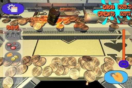 coin party carnival dozer