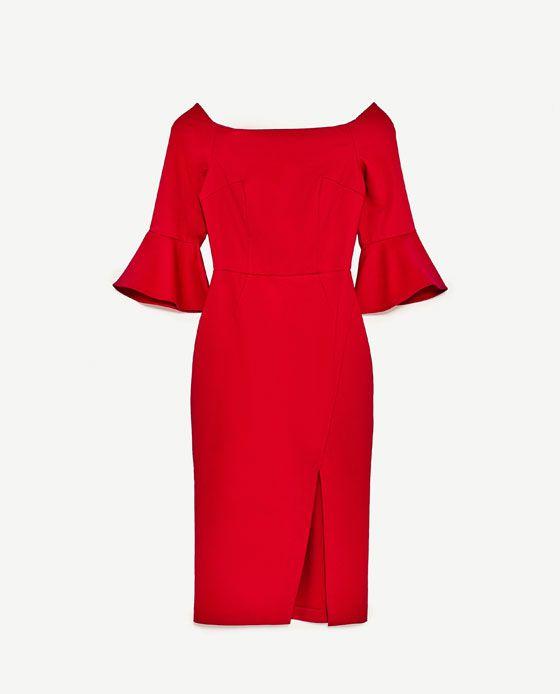 Zara robe de soiree collection 2018