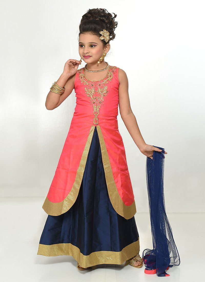 08aecedc4e Buy your favorite Indian kids Girls clothes on online at Cbazaar. We  provide amazing offers and discounts on Kids Wear Girls Dresses, Online  Readymade Kids ...