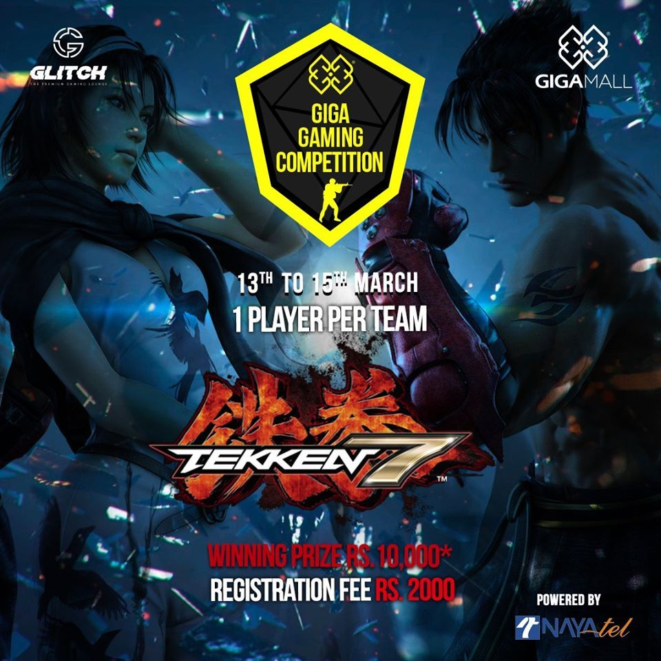 Tekken 7 Giga Gaming Competition Em 2020