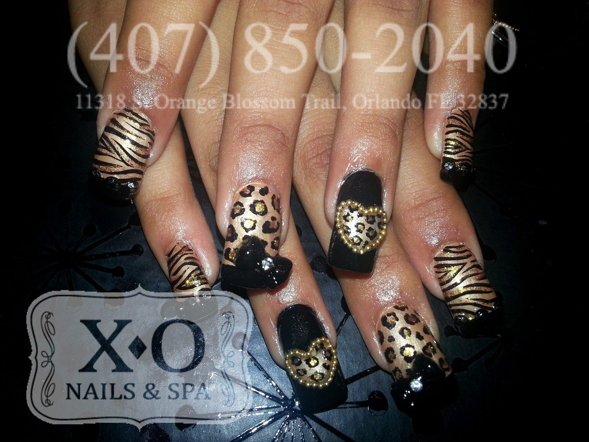 Pin by XO Nails Orlando on XO Nails Orlando | Pinterest | Diamond ...