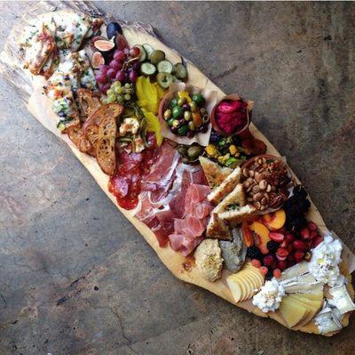 Antipasta Platters #plateaucharcuterieetfromage