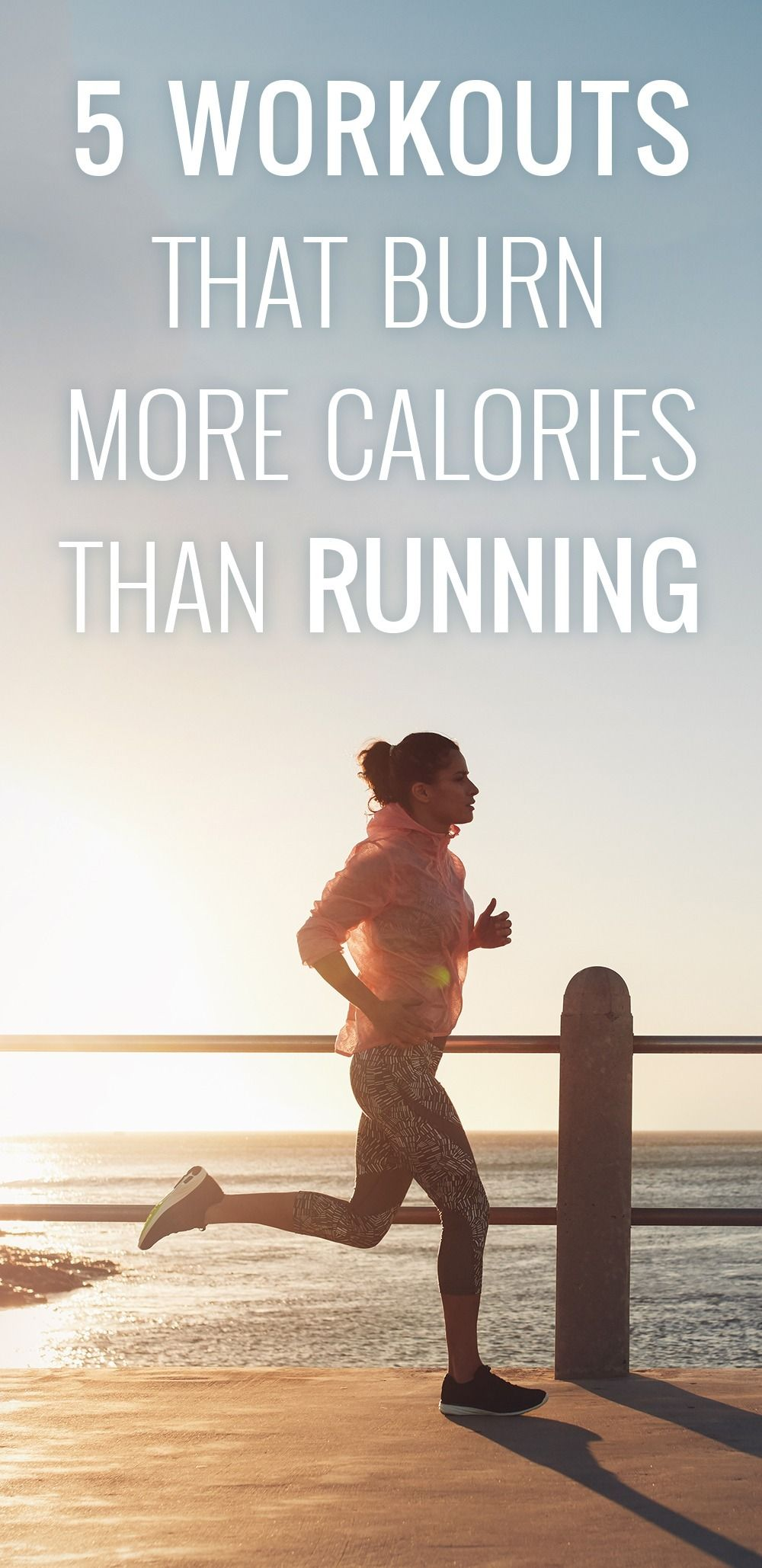 5 Workouts That Burn More Calories Than Running (With ...