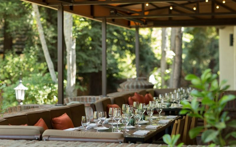 Harvest Inn Restaurant St Helena. To learn more about