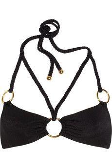 fed64f0774 Agent Provocateur Kristie braided bikini top