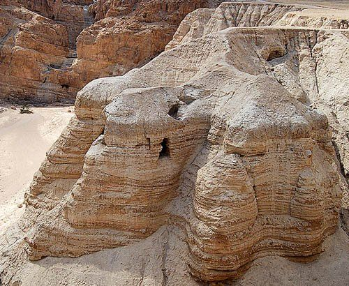 the discovery of dead sea scrolls The dead sea scrolls were discovered in eleven caves along the northwest  shore of the dead sea between the years 1947 and 1956 the area is 13 miles  east.
