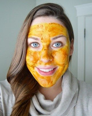 TURMERIC & HONEY FACE MASK RECIPE FOR A SOFTER SKIN  #lifehacks  #fitness