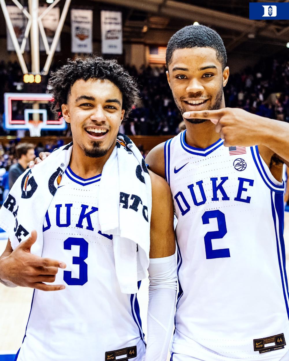 Duke Men's Basketball on Twitter