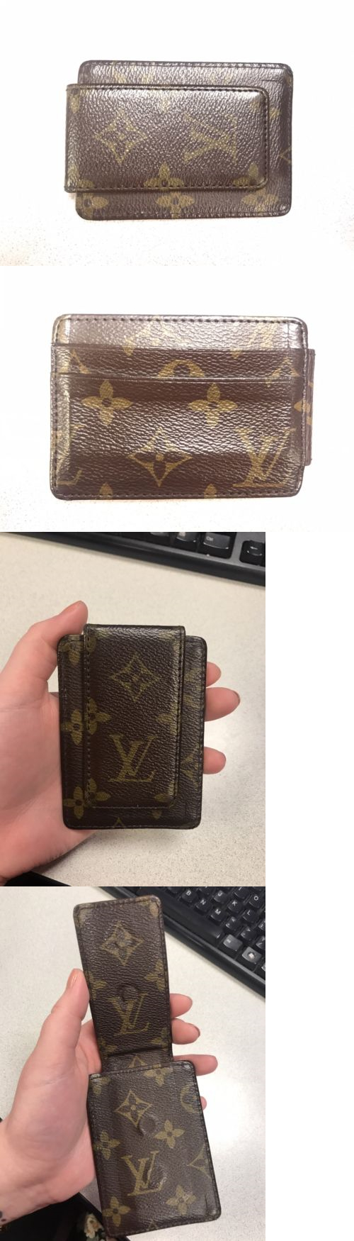 Business and Credit Card Cases 105544: Louis Vuitton Monogram Card ...