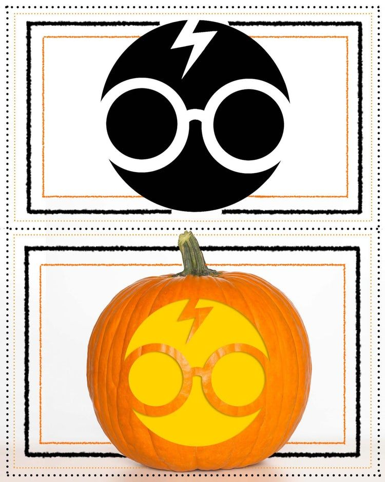 Pop Culture Pumpkin Stencils To Jazz Up Your Jack O Lantern Harry Potter Pumpkin Harry Potter Pumpkin Carving Harry Potter Stencils