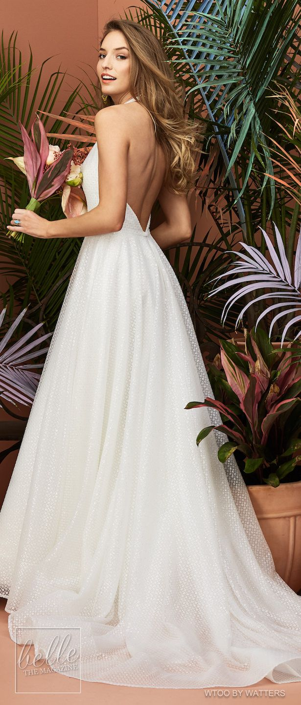 Wtoo by watters wedding ceremony clothes fall ucat first sight