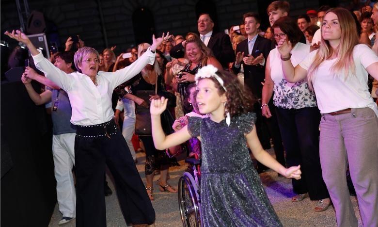 Bilder des fünften Abends mit Zucchero - Schlossfestspiele 2016 - Mittelbayerische