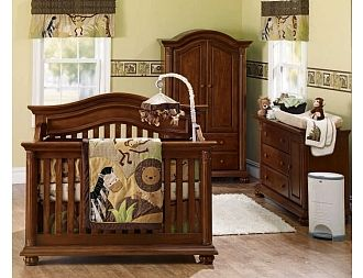 Baby Cache Heritage Chestnut Joseph S Nursery Furniture