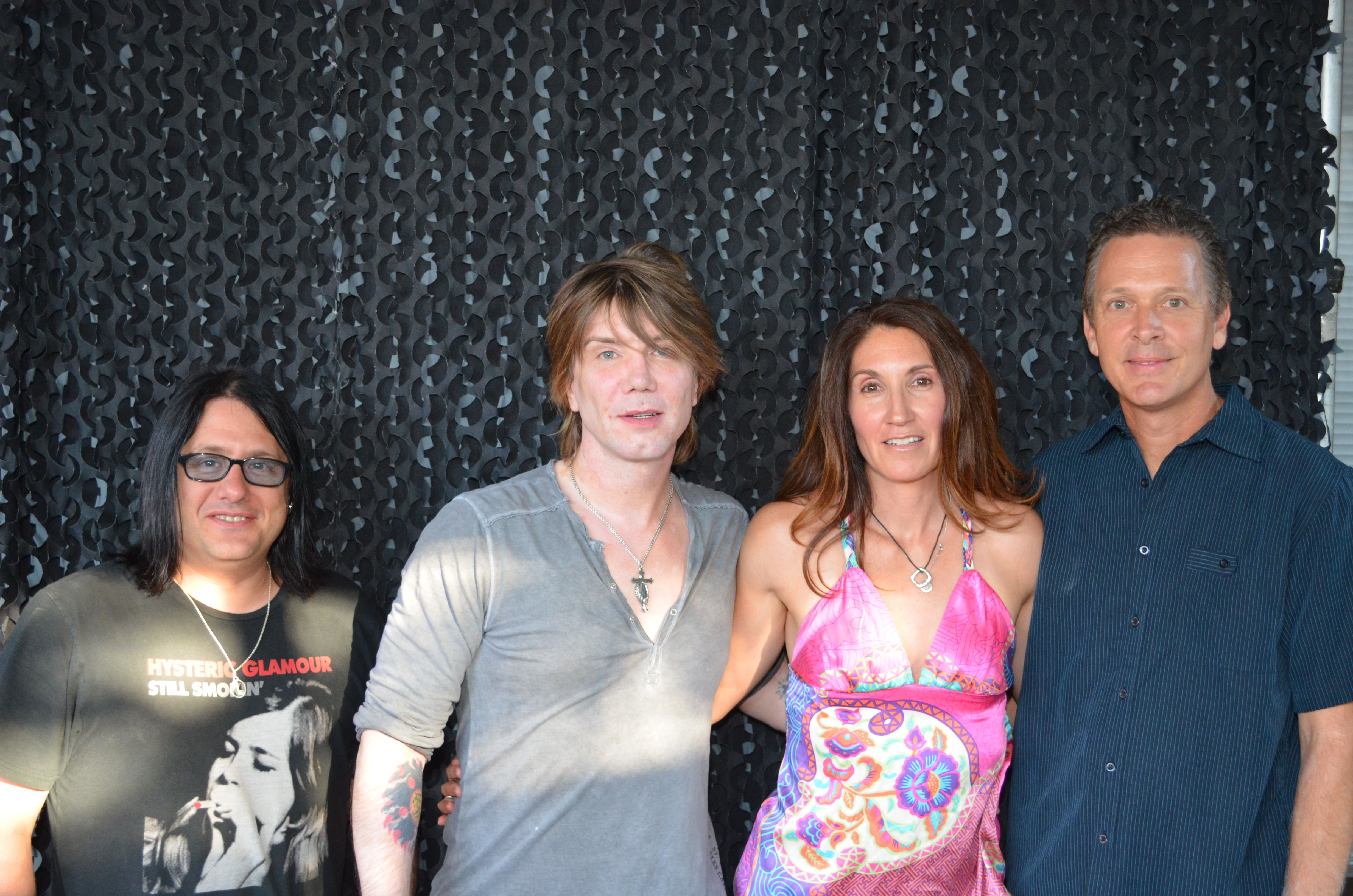 The Goo Goo Dolls And I In Denver Quick Meet And Greet Happened So