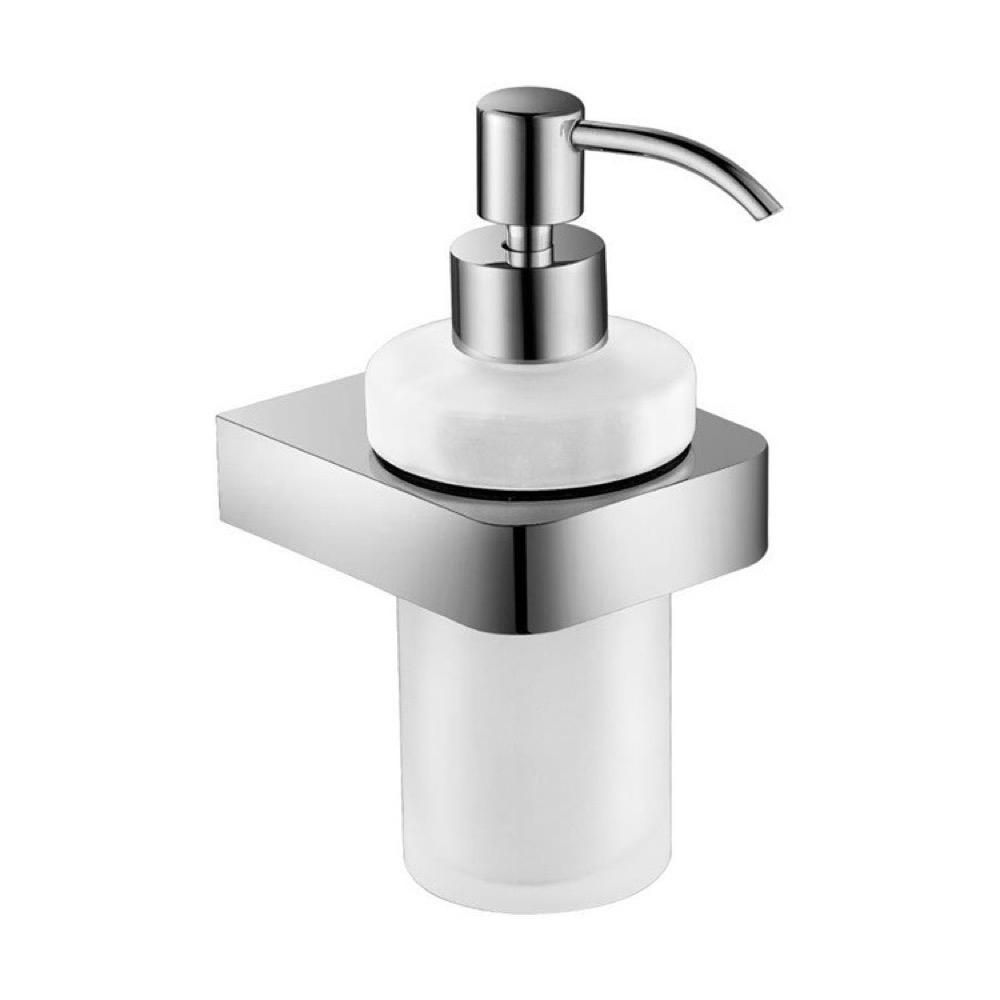 Nameeks General Hotel Wall Mounted Soap Dispenser In Chrome Finish