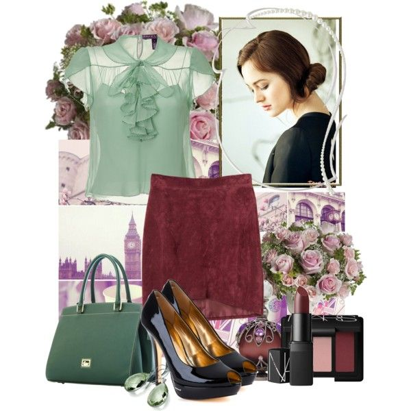 """""""Somewhere in London"""" by librarykate on Polyvore"""