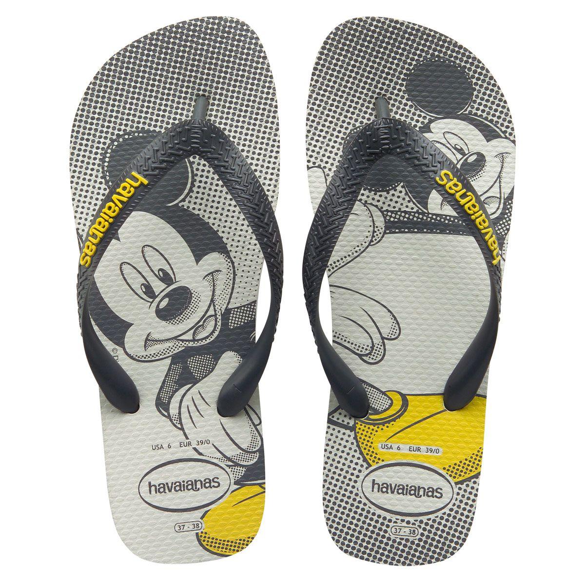 c2c9febc6dffd Mickey Mouse Flip Flops
