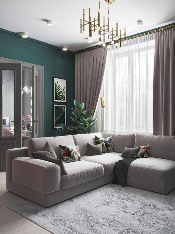 Pin By Xhenisa Sanxhaku On Living Room Ideas Beautiful Living Rooms Decor Living Room Grey Living Room Decor Gray Most beautiful living room decor