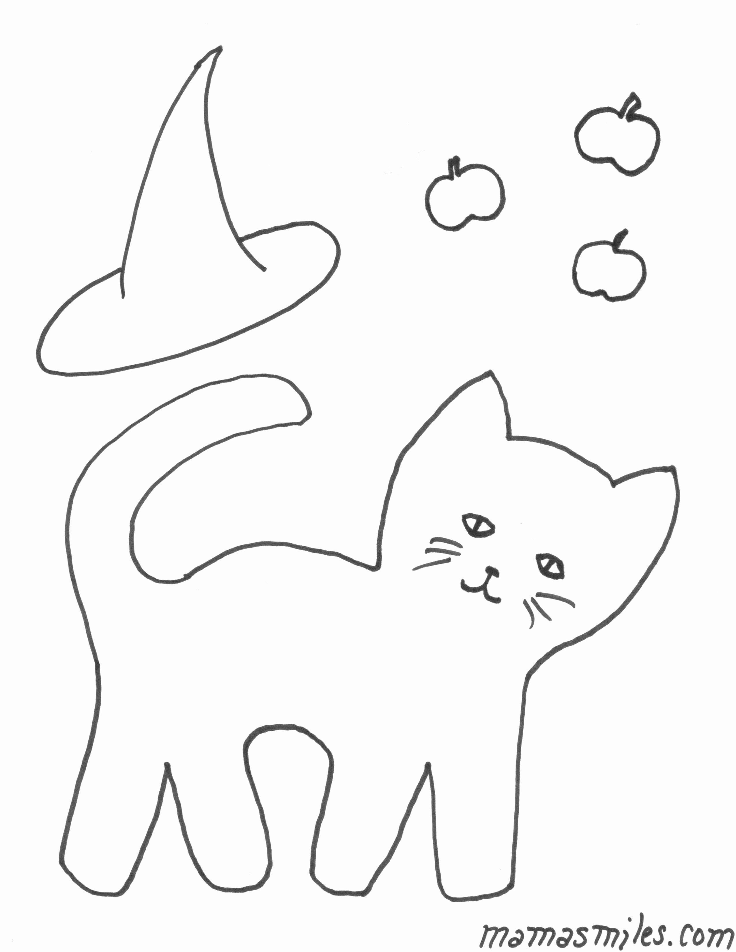Cat Coloring Pages For Adults Best Of Inspirational Dog And Cat Coloring Pages Free Halloween Coloring Pages Animal Coloring Pages Halloween Coloring