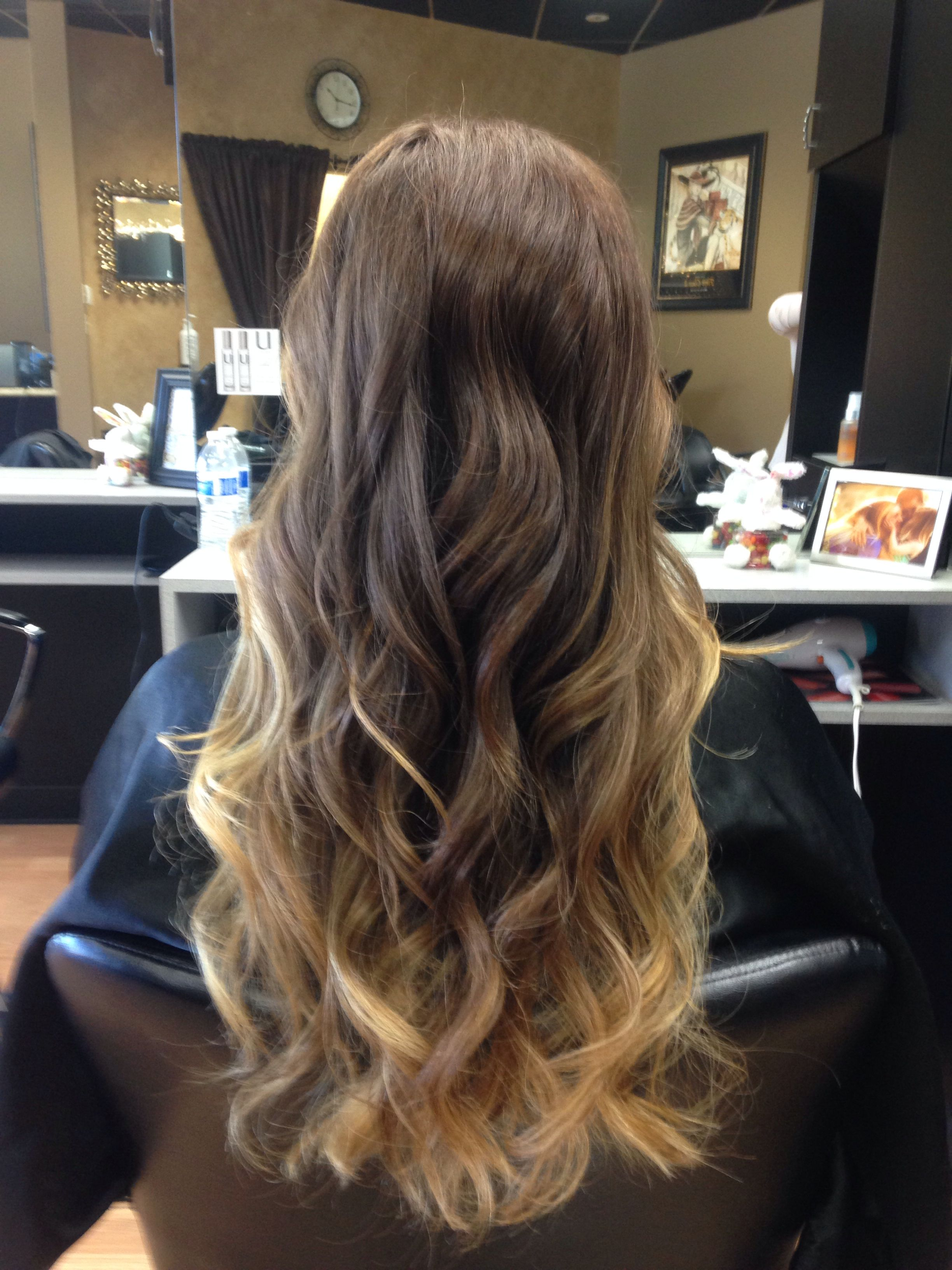 sombre ombr brianne tousled