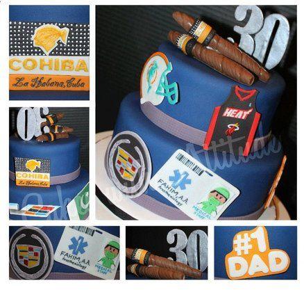 Favorite Things Th Birthday Cake CAKES Fun Adult Cakes - Favorite birthday cake