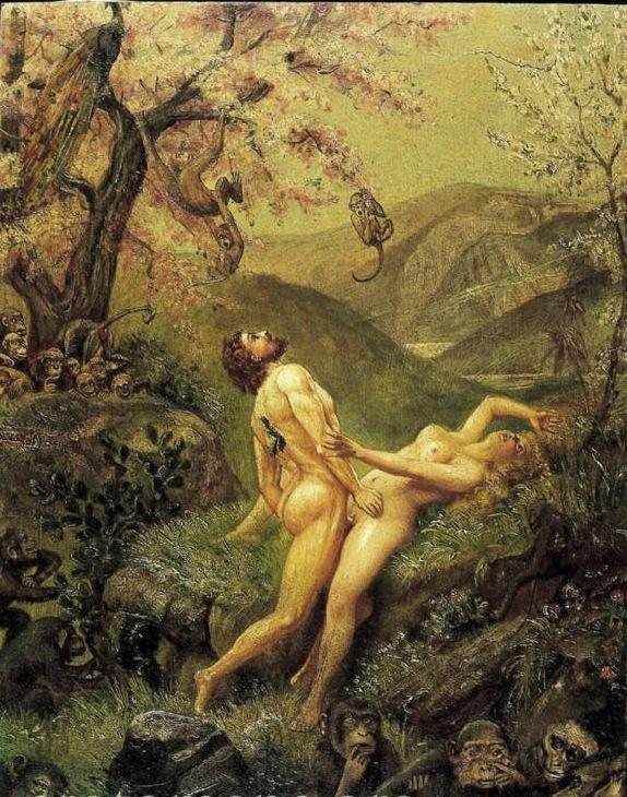 Old Erotic Art