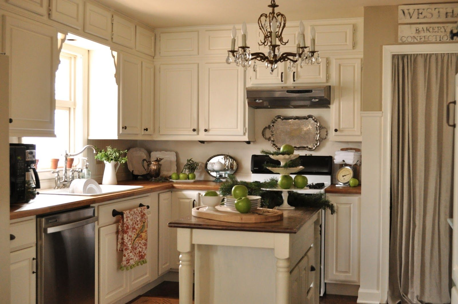 Kitchen Cabinet Ideas For Renters Painted Cabinets Before And After Google Search