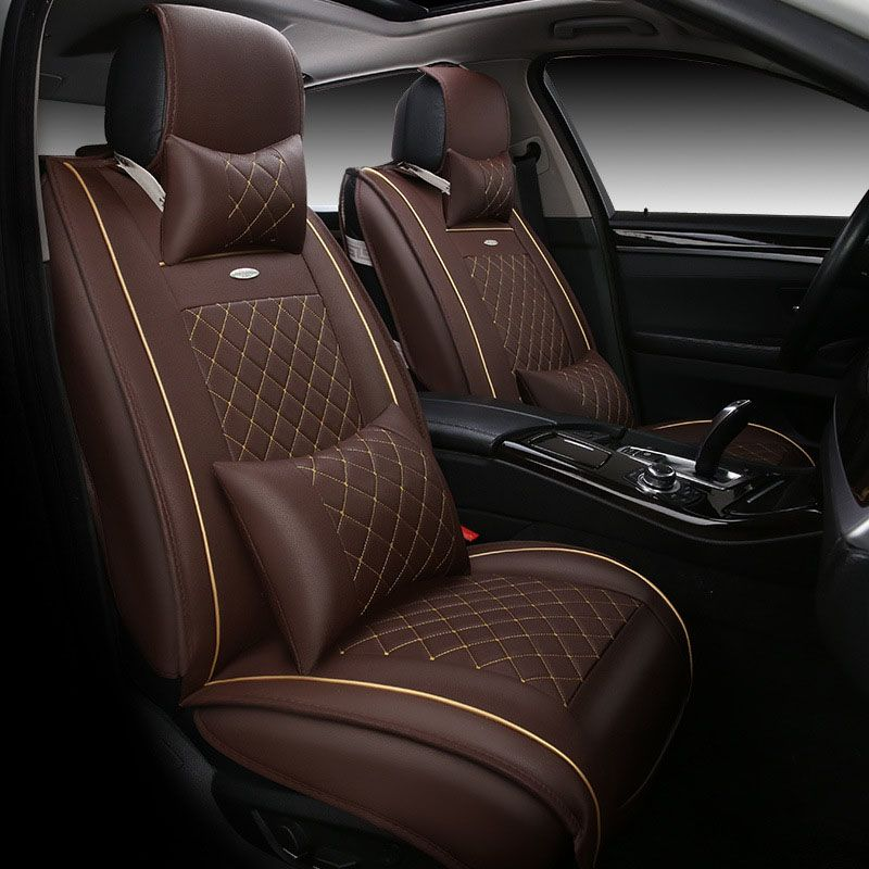 Special Leather Car Seat Covers For Ford Mondeo Focus 2 3 Fiesta Ecospo Explorer Taurus