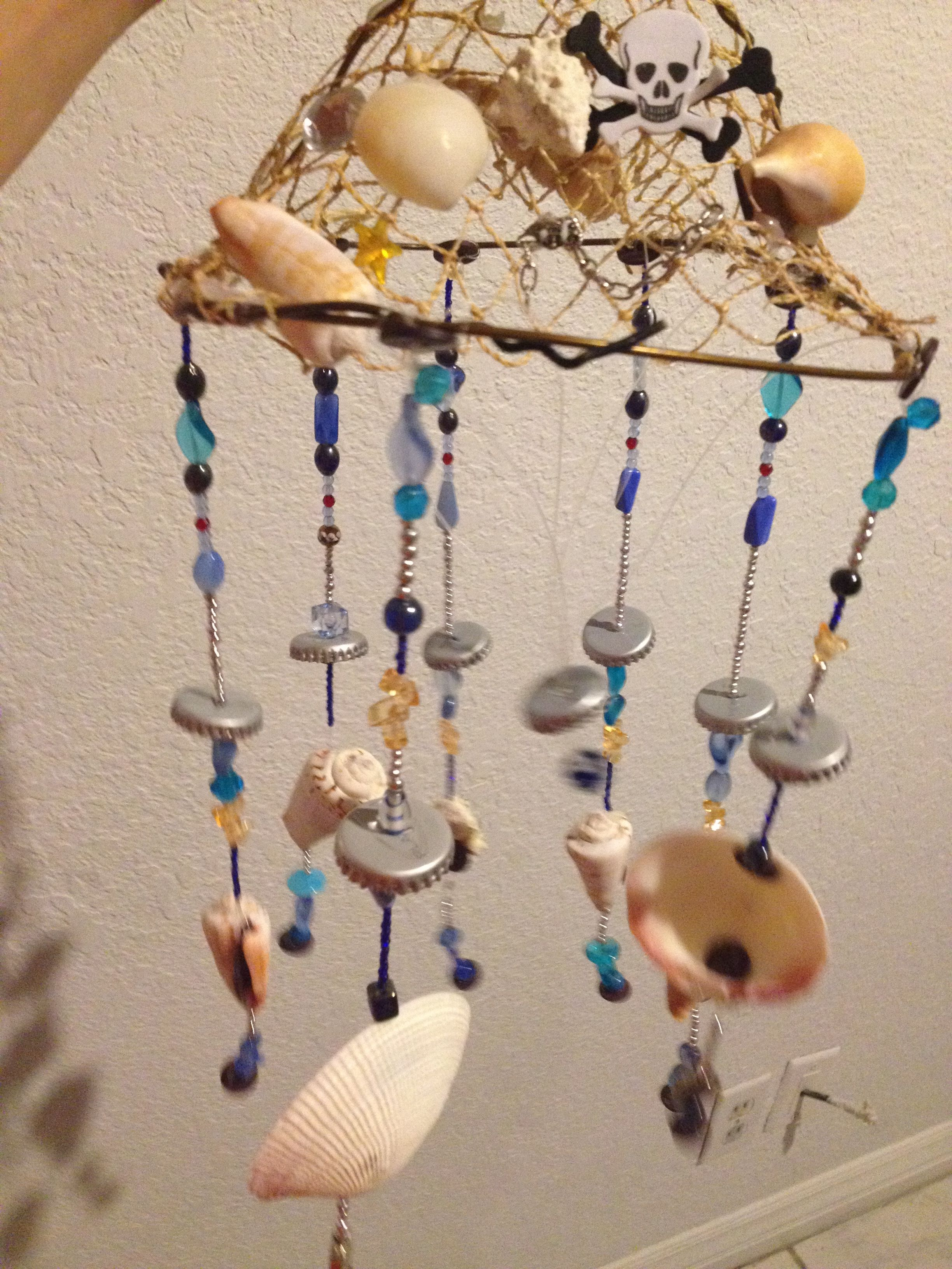 Home Made Wind Chime (Diy)