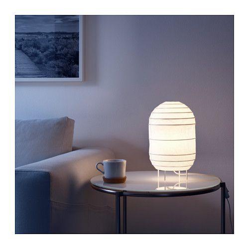 Boligindretning Mobler Og Inspiration Til Hjemmet White Table Lamp Table Lamp Table Lamp Shades
