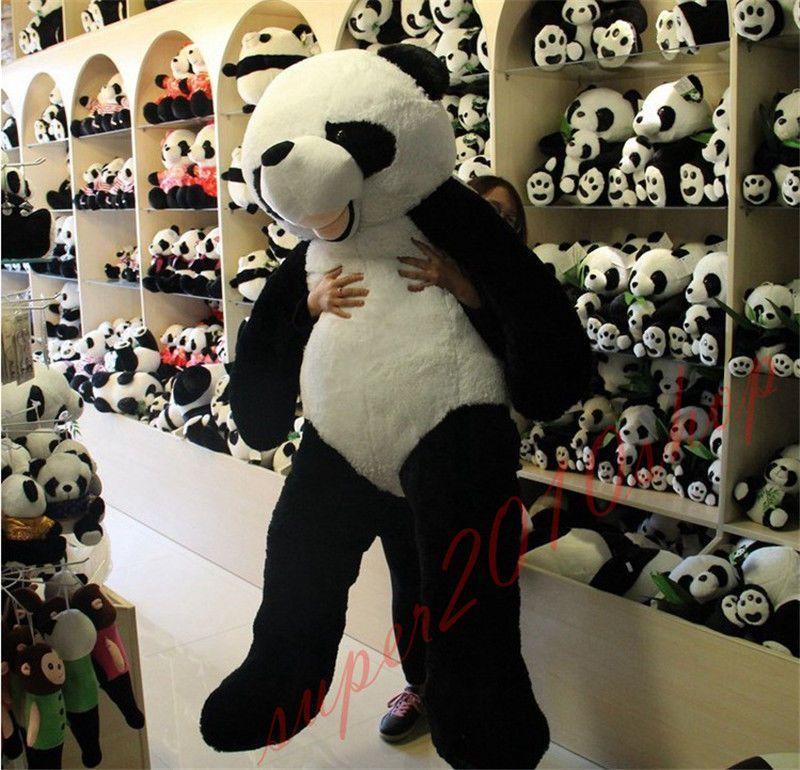 72 Giant Panda Plush Toy Big Stuffed Animal Huge Bear Doll
