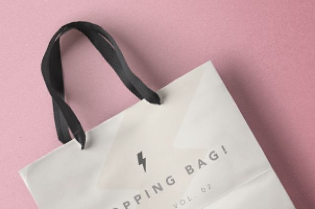 Download This Is A High Quality Psd Shopping Bag Mockup Style To Let You Showcase Your Merchandising Designs In Style You C Mockup Psd Bag Mockup Free Design Resources