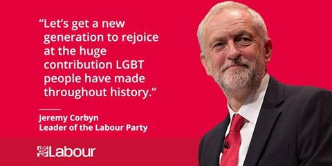 Shameful travesty of anti history Jeremy Corbyn