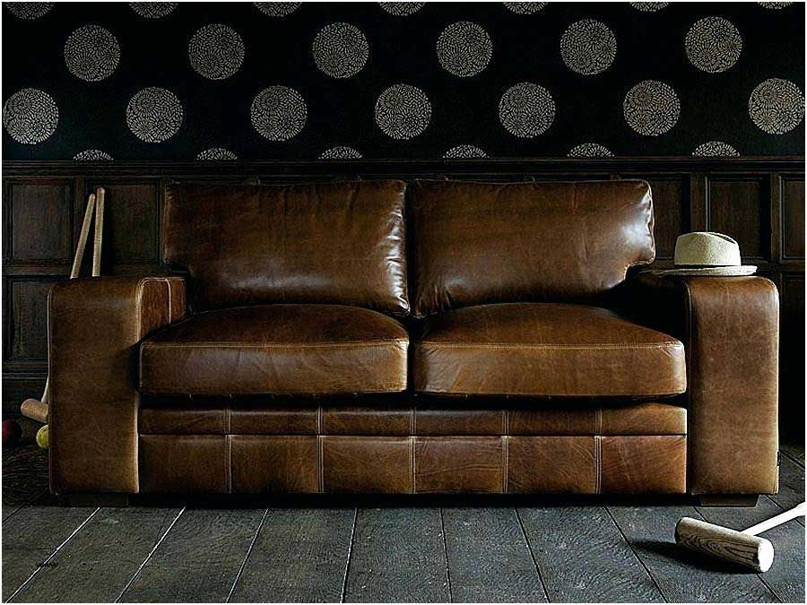 Canape Chesterfield Cuir Vieilli Genial Canape Club Cuir Occasion Populairement Canape Marron En 2020 Cuir Vieilli Canape Marron Canape Club Cuir