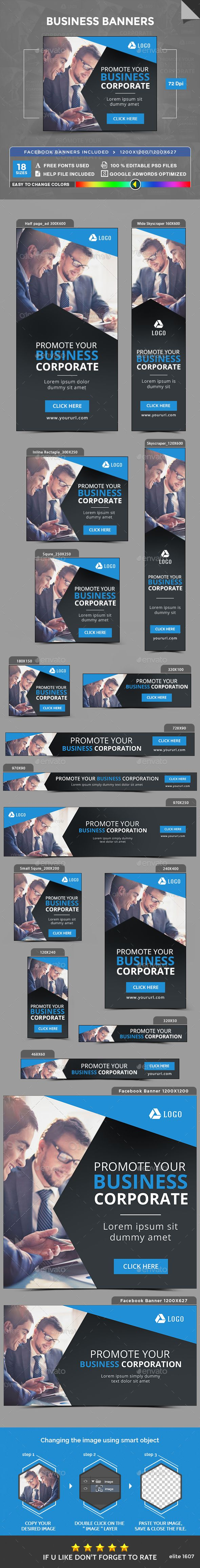 Business Banners | Banners, Template and Banner template