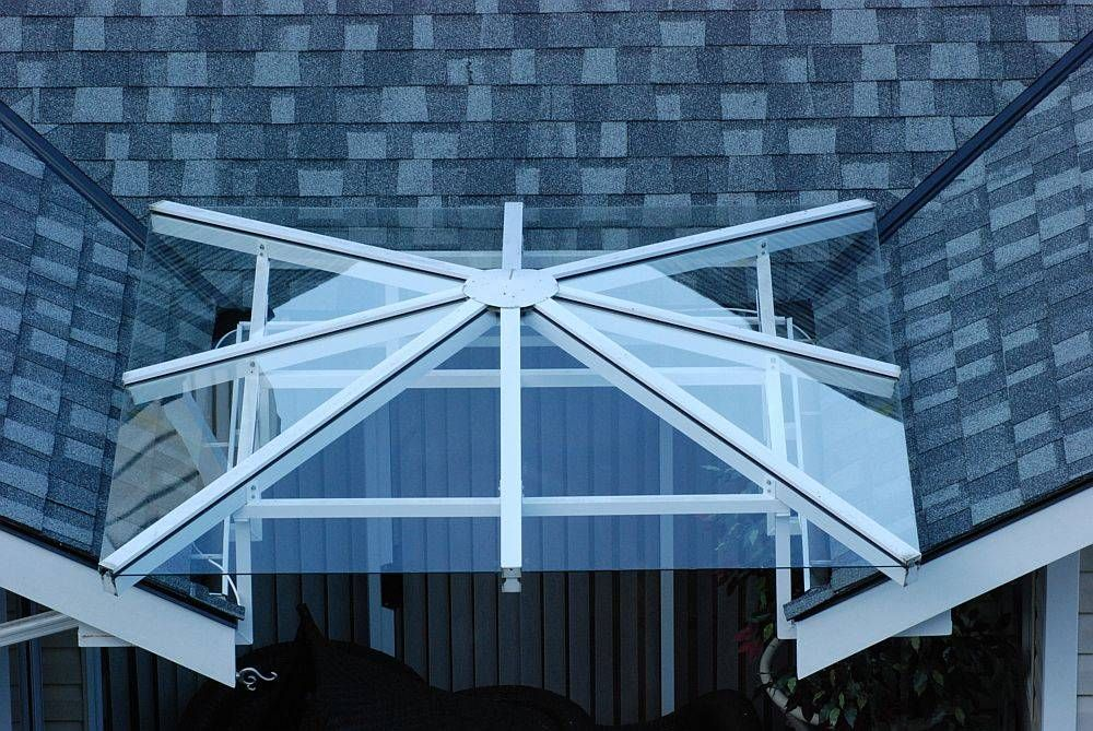 GLASS CANOPIES U0026 DECK OR PATIO COVERS   CENTRAL GLASS