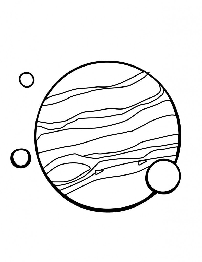Jupiter Material Educativo Actividades Urano