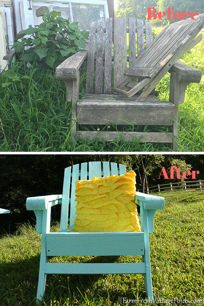 Adirondack chairs restyling furniture pinterest furniture